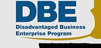 Asphalt Plus is a certified Disadvantaged Business Enterprise (DBE)
